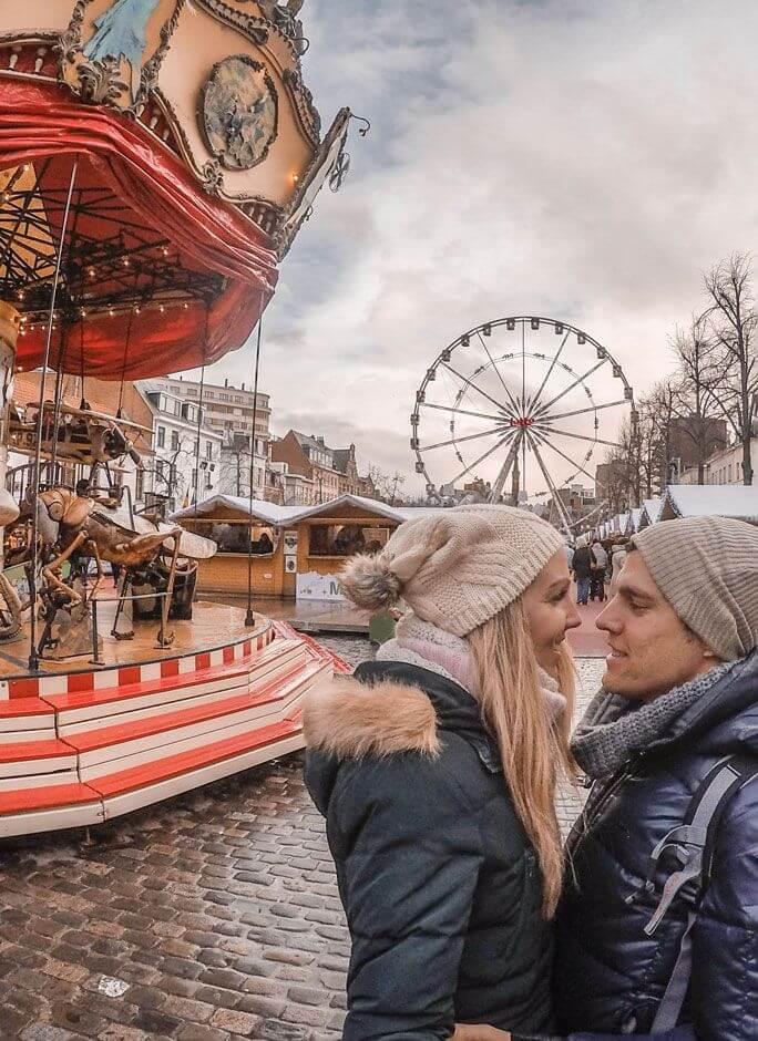 Bruselas en Navidad - Guía de viaje