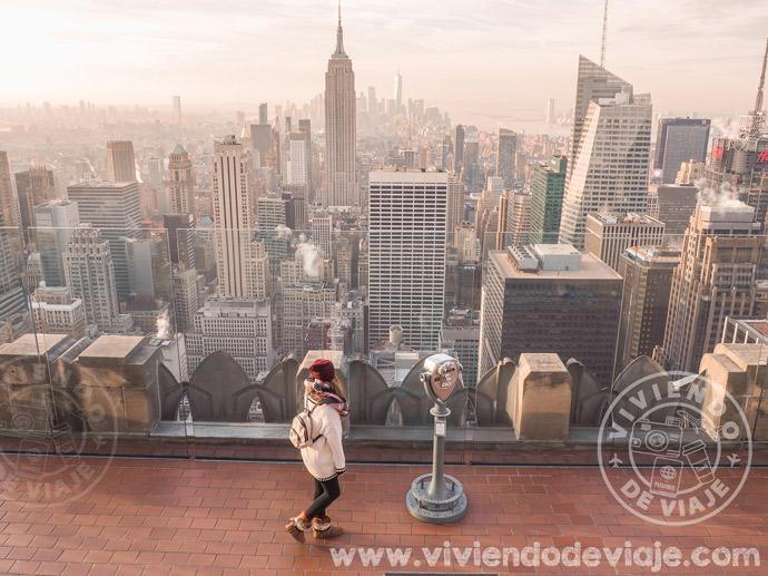Visitar Nueva York en 5 días | Top of the Rock