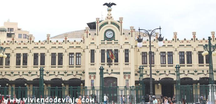 Estación del norte de Valencia