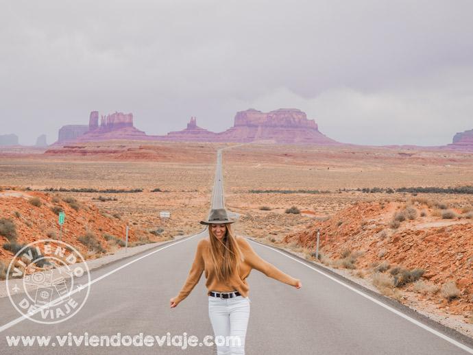 Consejos para alquilar coche en Estados Unidos, Monument Valley