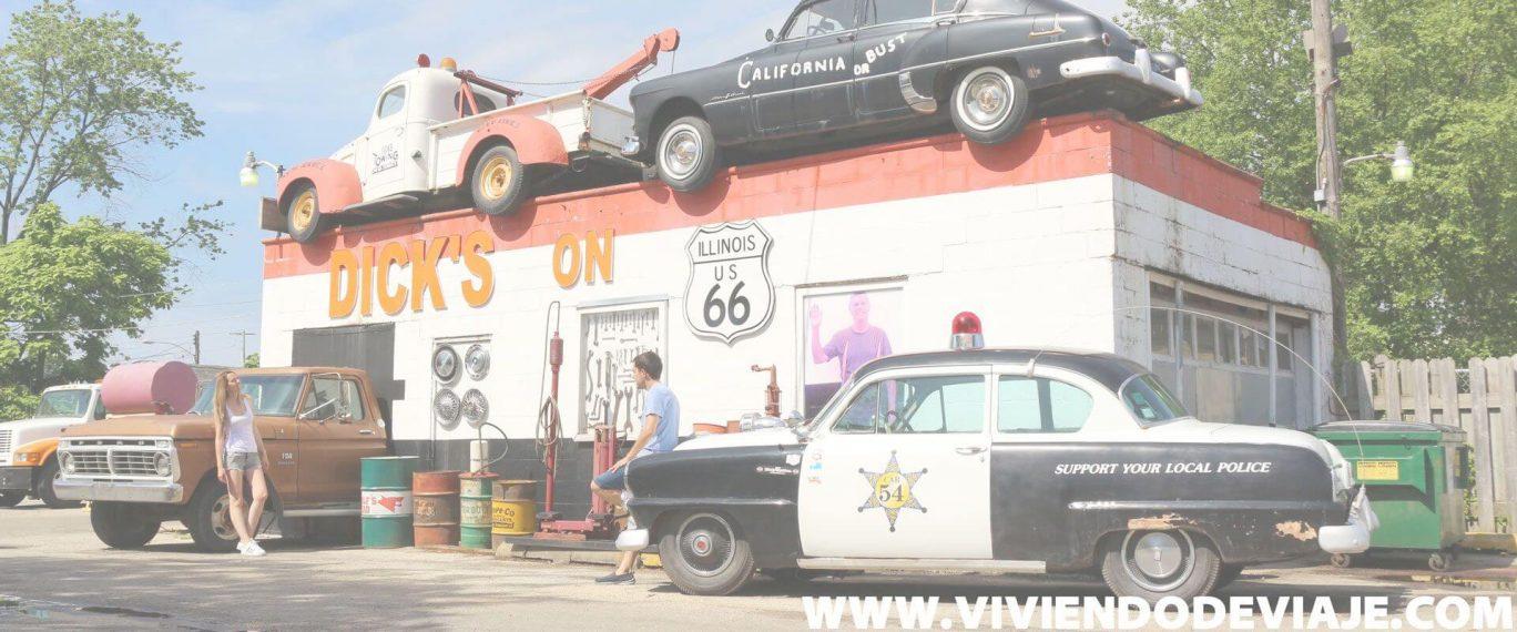Etapa 1 de la Ruta 66