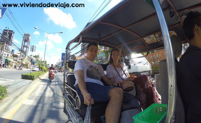 Cosas que hacer en Tailandia