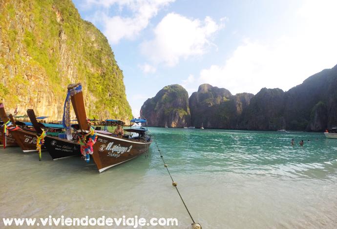 Consejos para viajar a Tailandia, Long Tail Boat