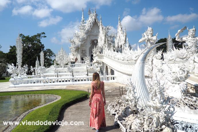 Consejos para viajar a Tailandia, Chiang Rai
