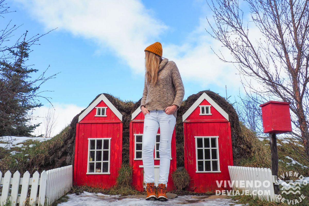 Casitas de elfos   Curiosidades de Islandia