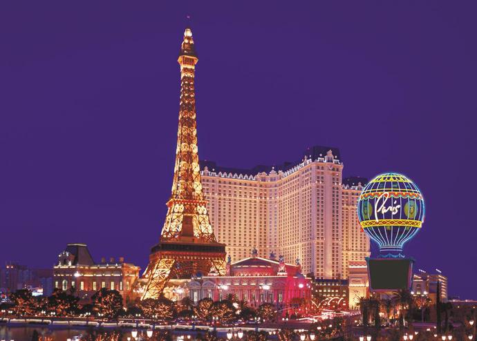 Dónde Alojarse En Las Vegas Mejores Zonas Viviendo De Viaje