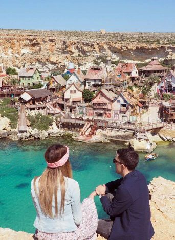 Guía de Viaje a Malta - Popeye Village Malta