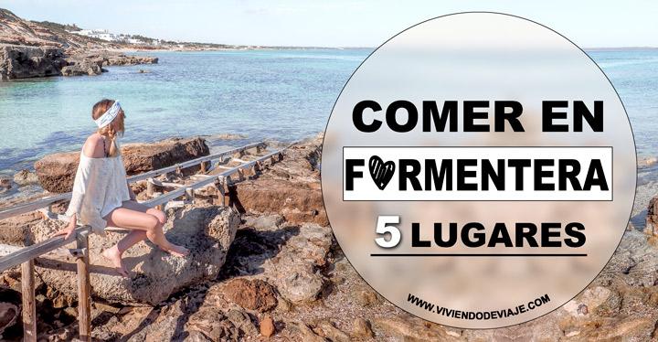 Comer en Formentera barato