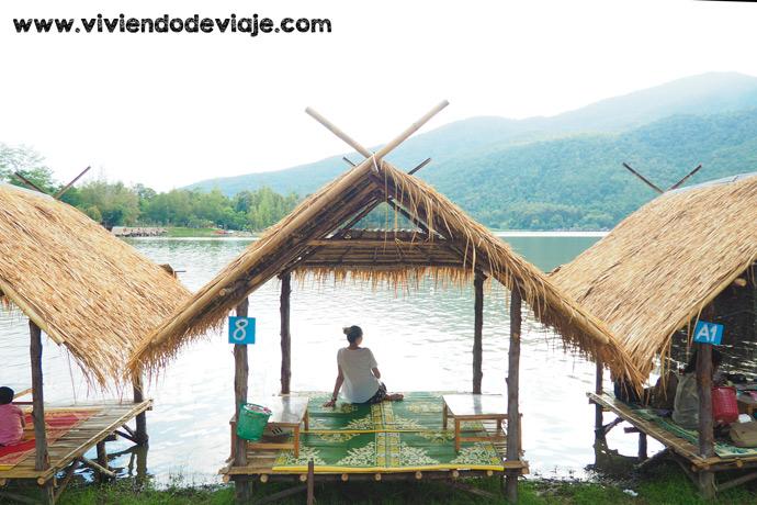 Que hacer en Chiang Mai, lago Hui Tung Tao