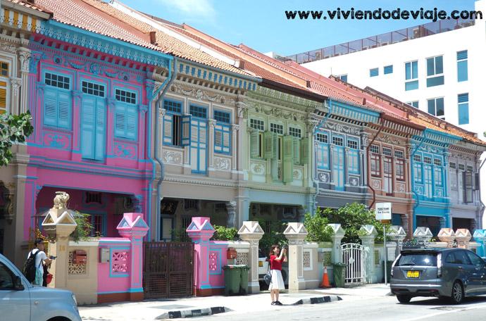 Joo Chiat Rd en Singapur