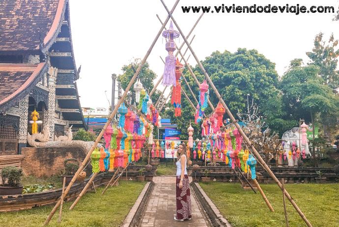 Templos en Chiang Mai, Wat Lok Moli