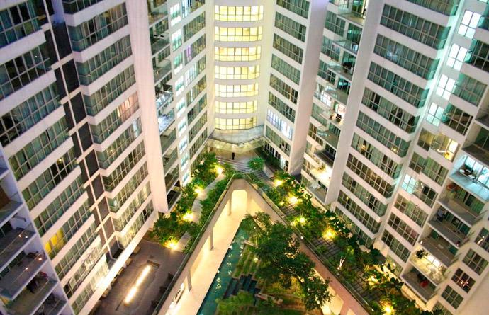 Vistas apartamento en Kuala Lumpur