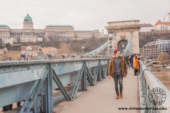 Que ver en Budapest, el Castillo de Buda
