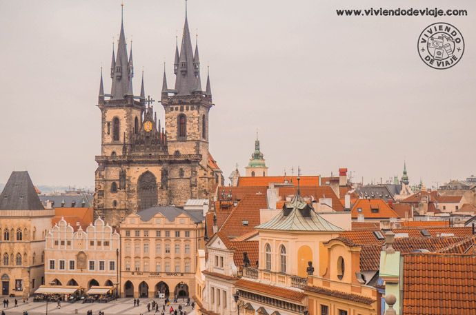 Ruta en coche por Praga, Viena, Budapest y Bratislava