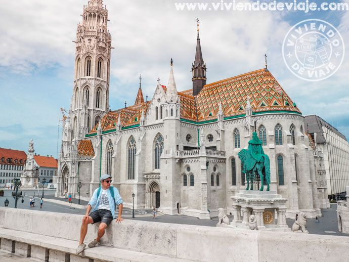 Iglesia de Matías en Budapest