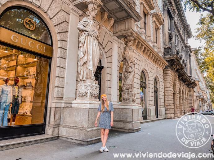 Qué ver en Budapest | Avenida Andrássy