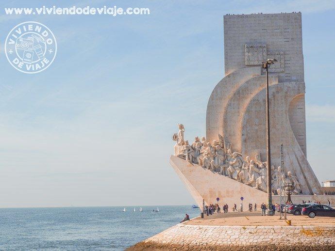 Padrao dos Descobrimentos, una de las cosas que ver en Lisboa