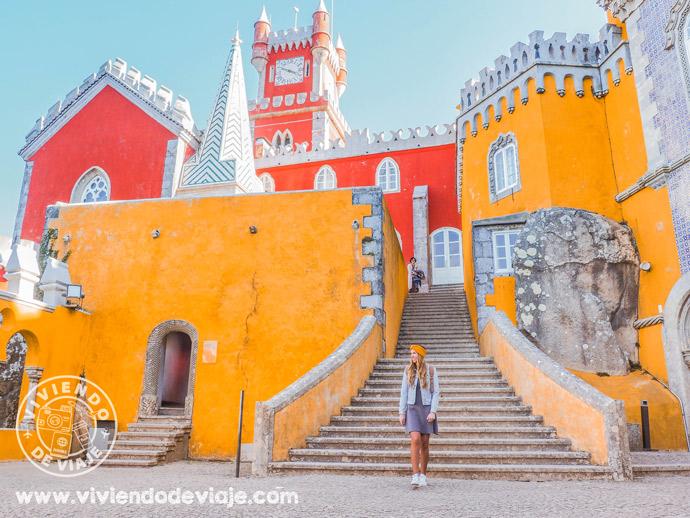 Ruta por Portugal | Palacio da Pena