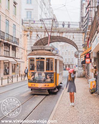 Tranvía número 28 en Lisboa | Cosas que ver y hacer