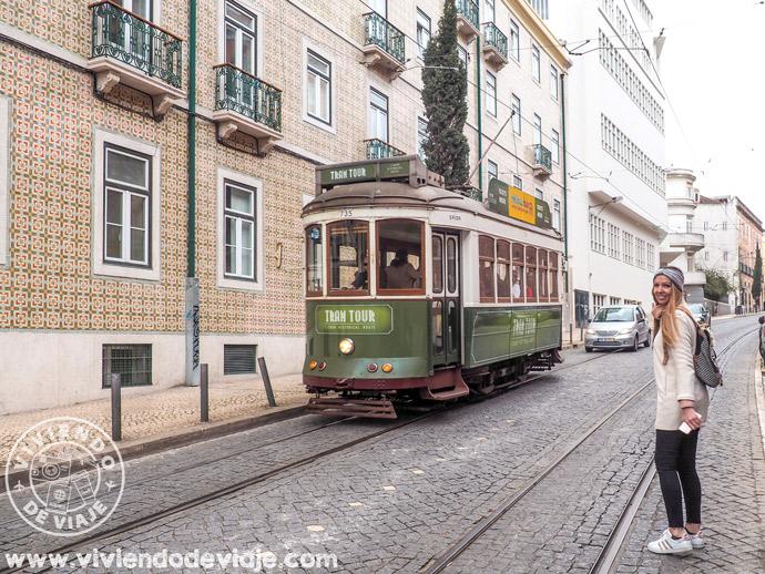 Cosas que hacer en Lisboa | Un recorrido en el Tranvía Turístico