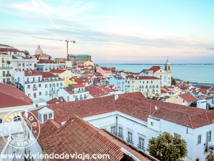 Atardecer en Lisboa