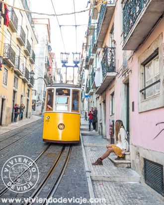 Ascensor da Bica | Lisboa