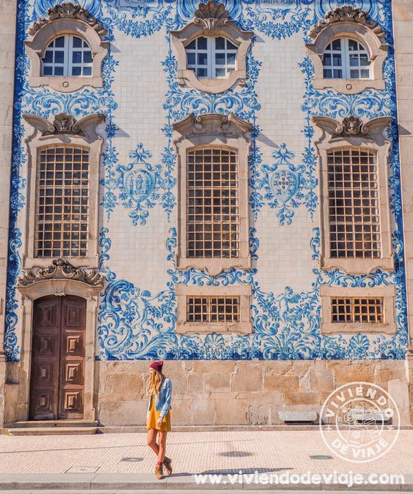 Iglesia del Carmen | Que hacer en Oporto