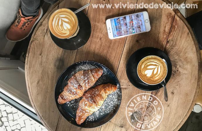 Cafeterías en Lisboa, Fábrica Coffee Roasters
