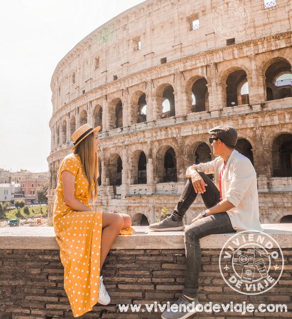 Que ver en Roma, Coliseo