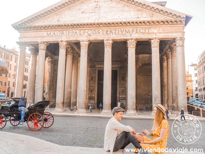 Que ver en Roma, Panteón
