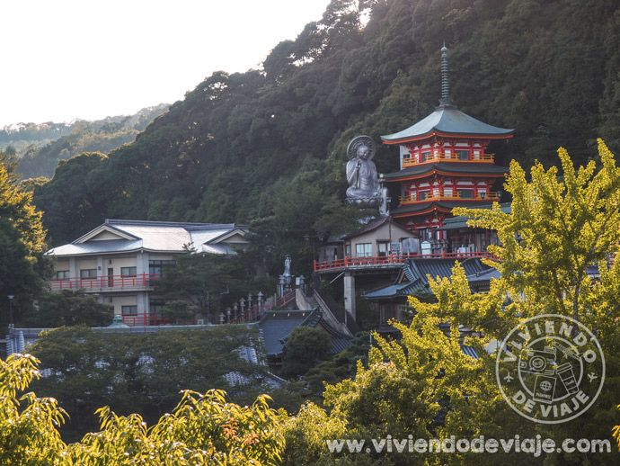 Ruta por Japón, templo budista en Nara