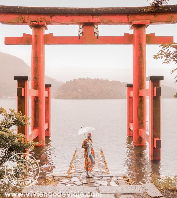 Ruta por Japón, Hakone