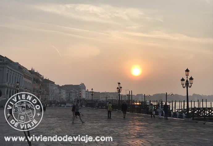 Que hacer en Venecia, amanecer en la Plaza de San Marcos