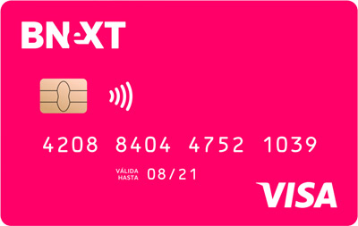 Best travel cards Bnext