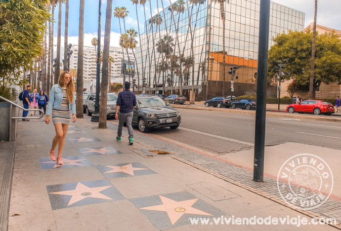 Que hacer en Los Angeles, visitar Hollywood