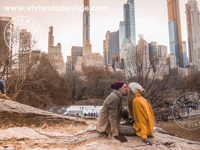 Viaje a Nueva York por libre   Central Park