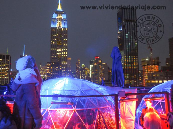 Nueva York en Navidad