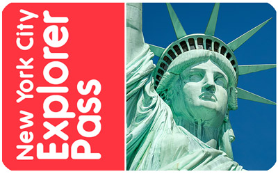 Tarjetas turísticas en Nueva York, New York City Explorer Pass