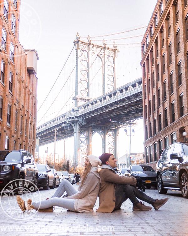 Puente de Manhattan desde Brooklyn