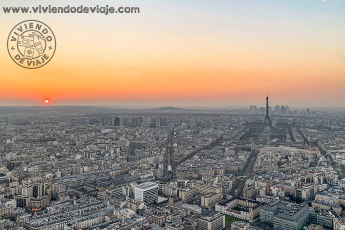 Qué hacer en París | Torre Montparnasse