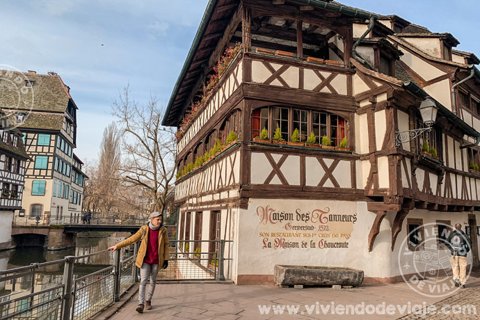 Maison des Tanneurs, Estrasburgo