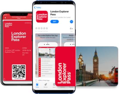 London Explorer Pass, tarjetas turísticas Londres