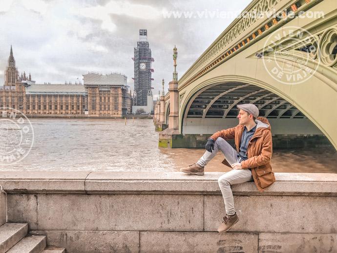 Viaje a Londres - Big Ben