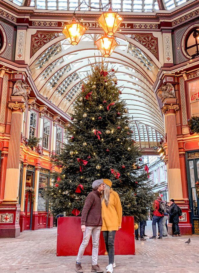 Londres en Navidad 2021-2022 - Guía de viaje