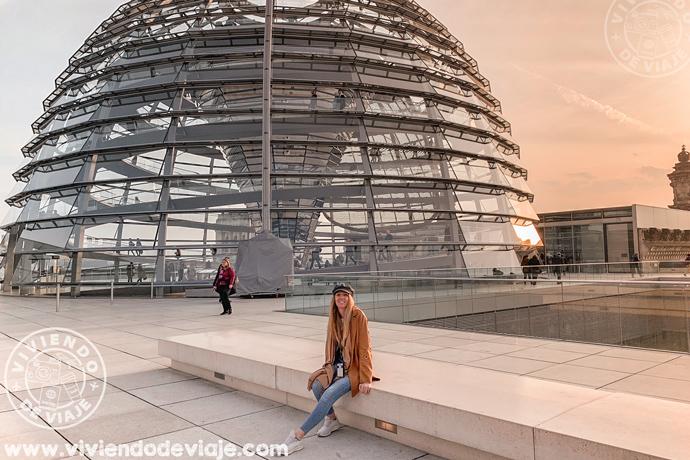 Edificio del Reichstag en Berlín