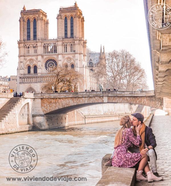 Que ver en París en 3 días, Notre Dame