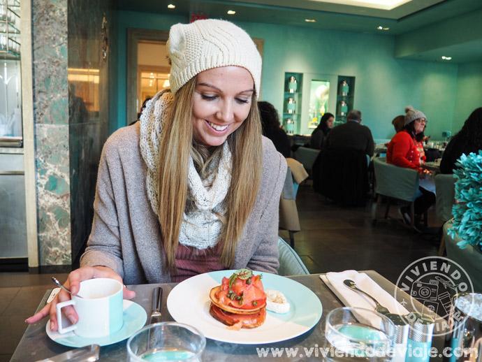 Desayunar en Tiffany's, Nueva York