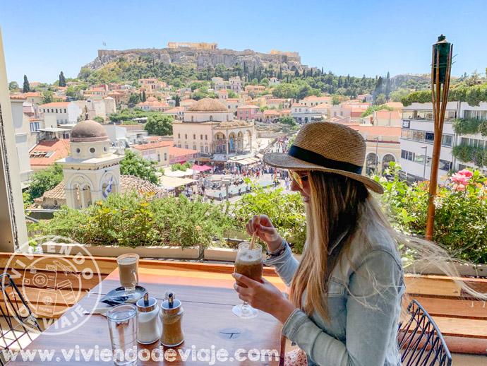 Alquiler de coche en Atenas