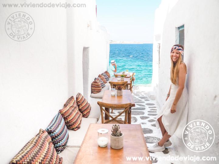 Viaje a las Islas Griegas por libre, Mykonos