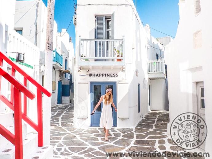 Qué ver en Mykonos, Chora